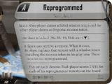 Reprogrammed