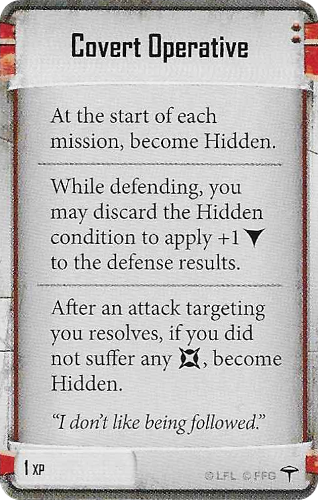 Covert Operative