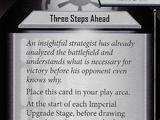 Three Steps Ahead