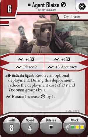 Agent Blaise (Campaign)