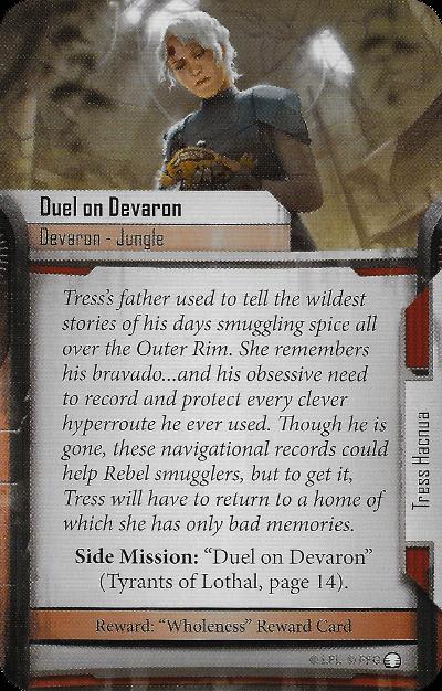 Duel on Devaron