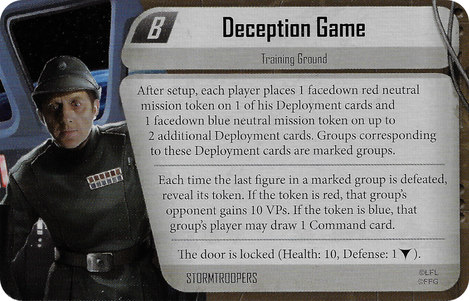 Deception Game