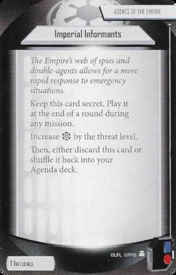 Imperial Informants