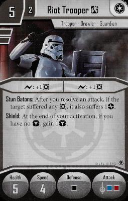 Riot Trooper (Skirmish)