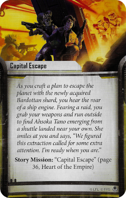 Capital Escape