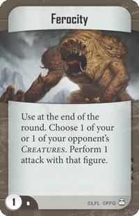Ferocity (Command Card)