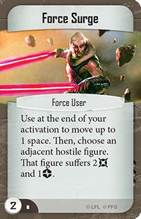 Force Surge