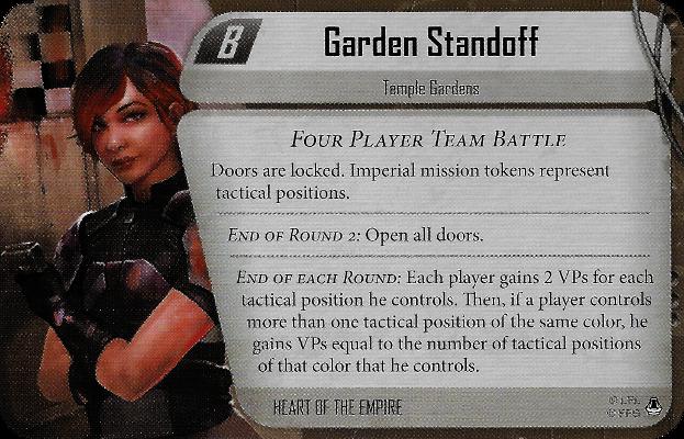 Garden Standoff