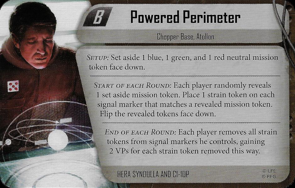 Powered Perimeter