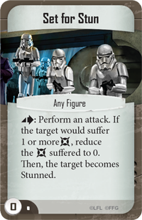 Set for Stun (Command Card)