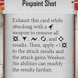 Pinpoint Shot