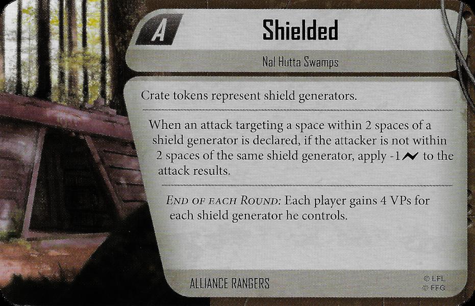 Shielded (Skirmish Mission)
