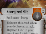 Energized Hilt
