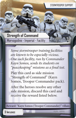 Strength of Command