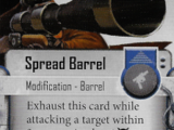 Spread Barrel