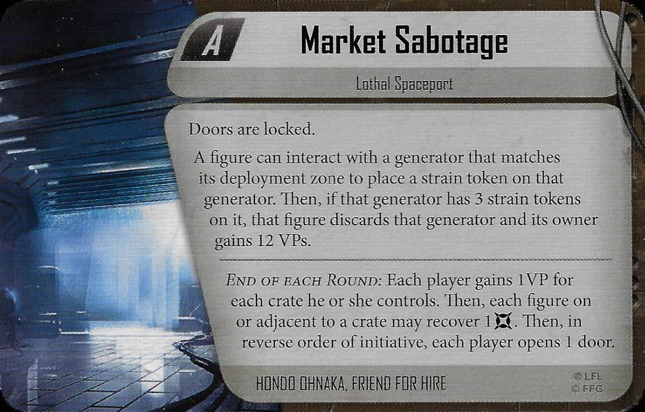 Market Sabotage