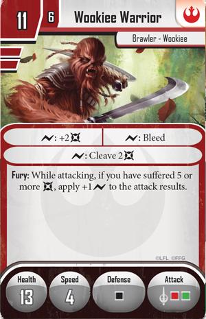 Wookiee Warrior (Elite)