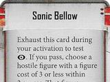 Sonic Bellow