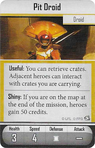 Pit Droid (Supply Card)
