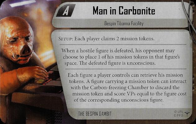 Man in Carbonite