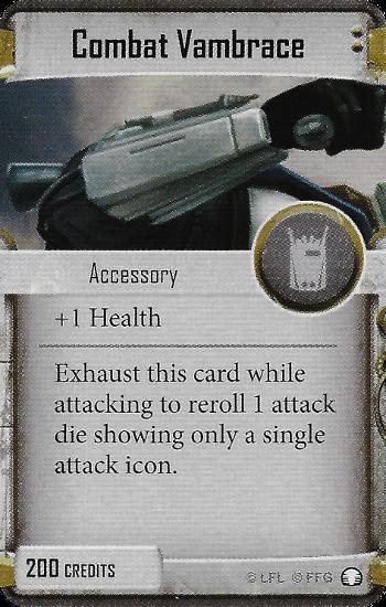 Combat Vambrace