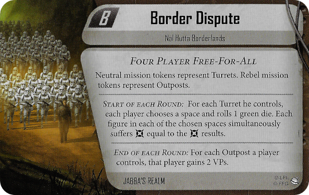Border Dispute