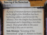 Scouring of the Homestead
