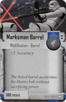 Marksman Barrel