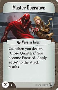 Master Operative (Command Card)