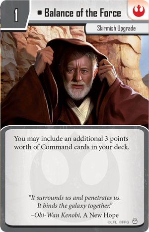 Balance of the Force (Skirmish Upgrade)