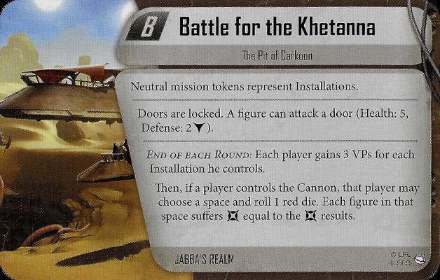 Battle for the Khetanna