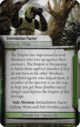 Intimidationfactor