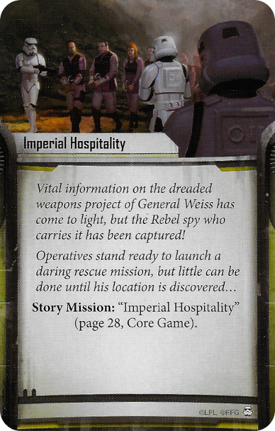 Imperial Hospitality