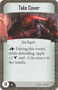 Take Cover (Command Card)