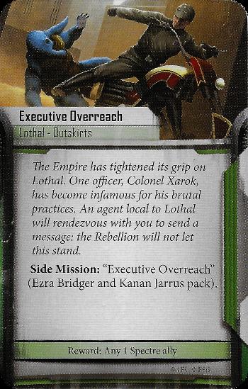 Executive Overreach