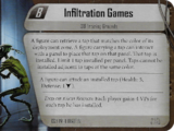 Infiltration Games