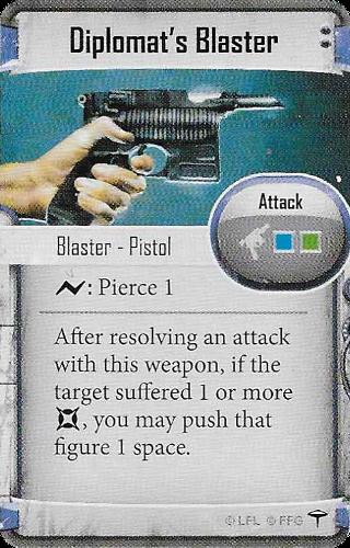 Diplomat's Blaster
