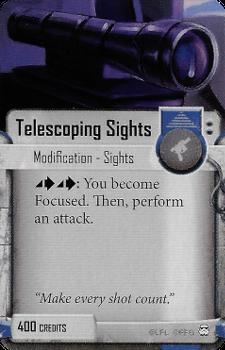Telescoping Sights