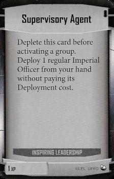 Supervisory Agent