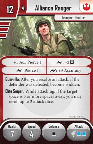 Alliance Ranger (Elite)