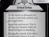 Critical Strikes