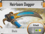 Heirloom Dagger