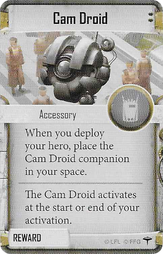 Cam Droid (Reward Card)