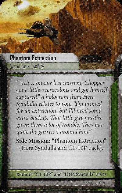 Phantom Extraction