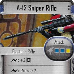 A-12 Sniper Rifle