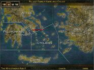 Mycenaean Age Map