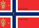 AvAr Bouvet and Lars Island, et al's flag