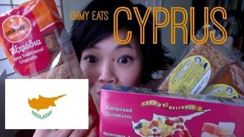 Emmy Eats Cyprus
