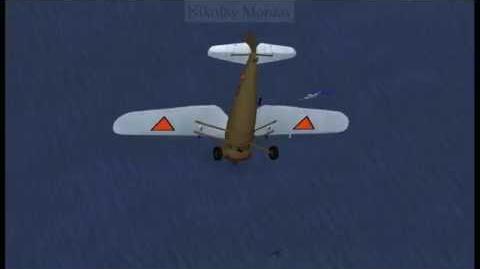 """IL-2 Sturmovik 1946 Ki-27 """"Otsu"""" Vs. P"""