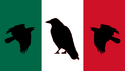 Flag of Mexico (World of the Rising Sun)